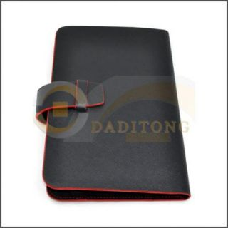 New Faux Leather Case Cover for 7 eBook Reader Tablet