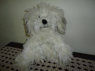 Gund 2003 Dreyfus Shaggy Dog Plush Retired