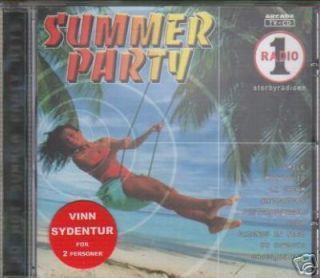Summer Party CD 20 Hot Hits Kinks Eddy Grant Soda