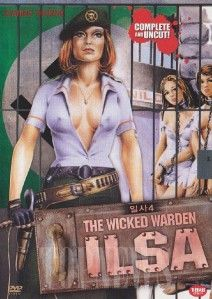 Ilsa The Wicked Warden 1977 Dyanne Thorne Dvdsealed