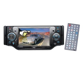 LCD TFT Touch Screen Car Monitor DVD USB SD MP3 CD Player