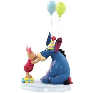 Disney Winnie The Pooh Eeyore Piglet Figurine 17741