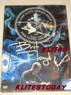 Brit Floyd 2011 Malaysia DVD Pink Floyd Tribute Show