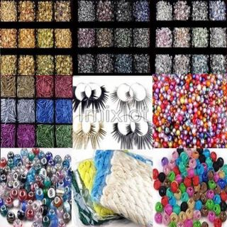 Wholesale Lots Basketball Wives Earring Spike Craft Spacer Mesh