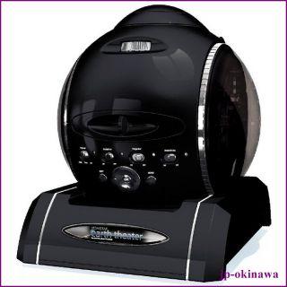Sega Toys Homestar Earth Theater Black Hybrid Planetarium Japan Free