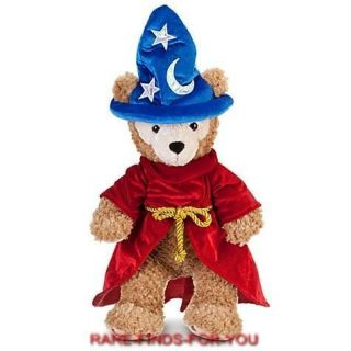 Duffy The Disney Bear Sorcerer Mickey Costume with Light Up Hat 17