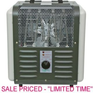 Electric Garage Heater Shop Heater 240 Volt Heater SALE PRICED