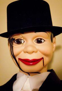 Charlie McCarthy Dummy Ventriloquist Puppet