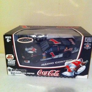 Coca Cola Dale Earnhardt Jr Radio Control Car