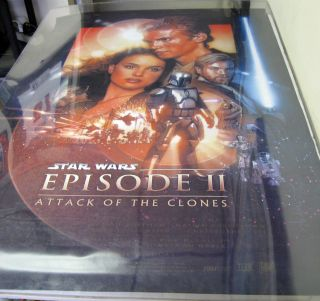 Star Wars Episode 2 Final Movie Poster