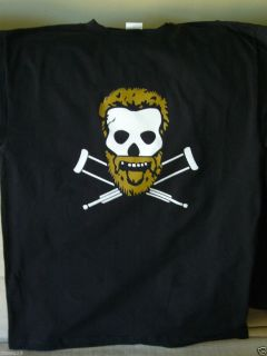 Ryan Dunn Jackass Shirt Rip Johnny Knoxville Wee Man Dickhouse Steve O
