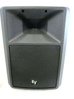 Electro Voice SxA100 Speaker Cabinet w/ SxA250 Amplifier 2 Way Powered
