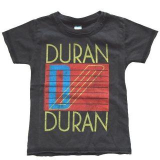 New Authentic Junk Food Duran Duran 1984 Tour T Shirt Infant Toddler