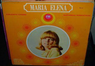 Conjunto Casino Maria Elena LP Sexy