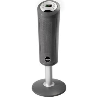Ceramic Portable Pedestal Heater, Electric Oscillating Space Heat