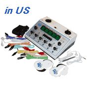 New Acupuncture Machine Electric Massager 6 Output Channels