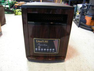 Edenpure Signature Edition Quartz Infrared Portable Heater