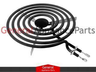 Electric Range Cooktop Stove 8 Large Surface Burner Heating Element