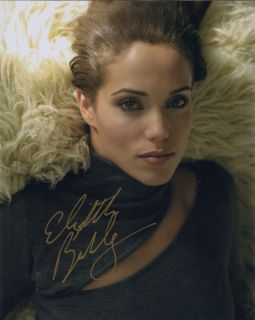 ELIZABETH BERKLEY SIGNED SHOW GIRLS CSI MIAMI TITUS ANY GIVEN SUNDAY