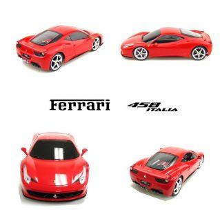 Ferrari 458 Italia 112 Official Licensed Electric RTR RC Car