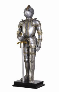 Suit of Armor New Large Medieval Knights Statue Figurine