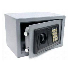 Digital Electronic Safe Box for Home Office Gun Pistol