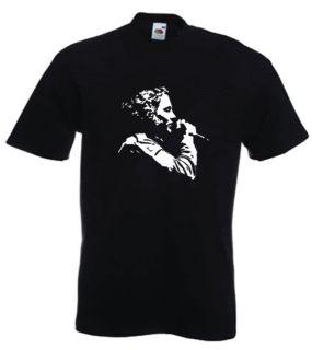 Eddie Vedder Pearl Jam Grunge Into The Wild T Shirt