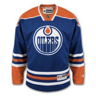 Original RBK NHL Edmonton Oilers Hockey Jersey Size XL x Large BNWOT
