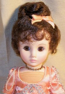 Madame Alexander Doll Ellen Wilson First Lady of The U s Series V Used