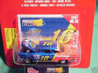 Primestar Racing Champions Stock Rods Ford 16 Musgrave