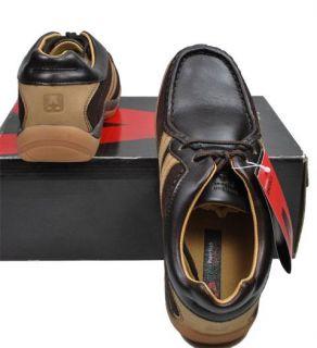 Perry Ellis Shoes League Brown Men Size Casual Comfortable Shoes Men
