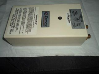 Eemax SP3512 Tankless Water Heater, Single Point Hand Washing