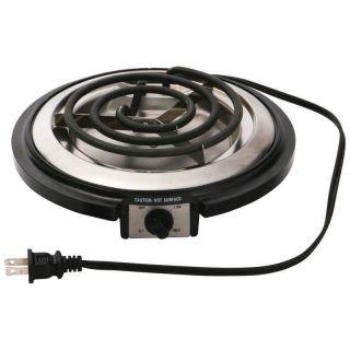 Portable Electric Single Burner Hot Plate Buffet Range Cook Top Stove