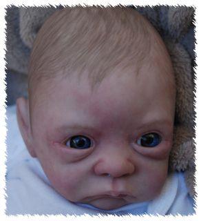 New Release Reborn Sweet Pea OOAK Doll Lifelike Art Artist Baby Laura