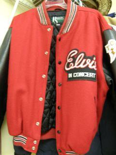 Elvis in Concert Touring Jacket
