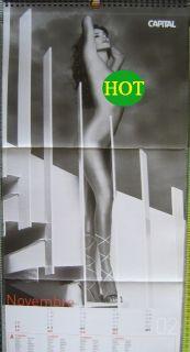 Calendar Sexy Emanuela Folliero Nude Calendario 02 03