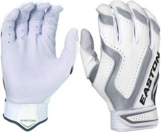 Easton Omen Batting Gloves Grey 2XL Pair