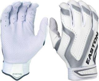 Easton Omen Batting Gloves Grey 2XL Pair