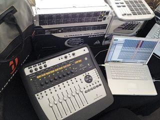 Digidesign 002 PRO TOOLS Recording STUDIO Package MAC POWERBOOK