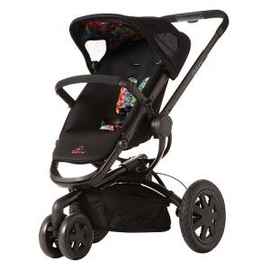 New Quinny Buzz 3 Limited Edition Q Design Curious Colors Stroller
