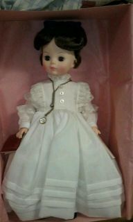 Madame Alexander Doll Emily Dickinson brown hair brown eyes 1587