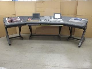 Kramer Samson Sony Recording Studio Equipment Editing Music