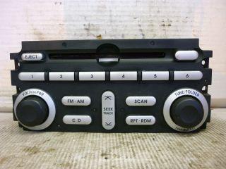 06 09 Mitsubishi galant Eclipse Radio Control Panel 8002A247HC