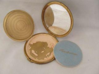 Vintage Elgin American OES Order of Eastern Star Powder Compact Mirror