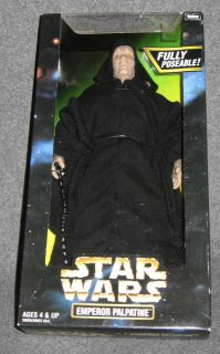 Star Wars Action Collection 12 Figure Emperor Palpatine
