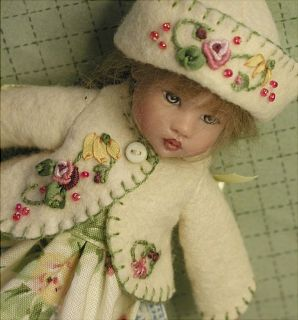 Dress Pattern 2 Sew 4 Riley Kish Other 71 2 Dolls RK 2003 Eli