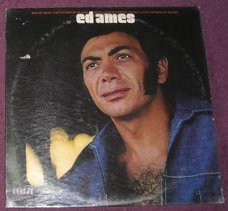 SEALED 1972 Ed Ames Self iled LP V Sar Daniel Boone