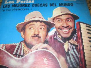 LOS PERLAS Las Mejores Cuecas del Mundo RCA Victor Import from CHILE