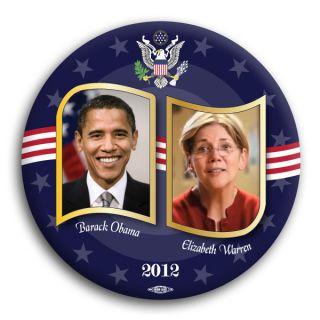 Elizabeth Warren Senator Massachusetts Barack Obama 2012 Democrat
