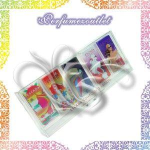 ESCADA Taj Sunset Moon Sparkle 5 Pcs Perfume Mini Set